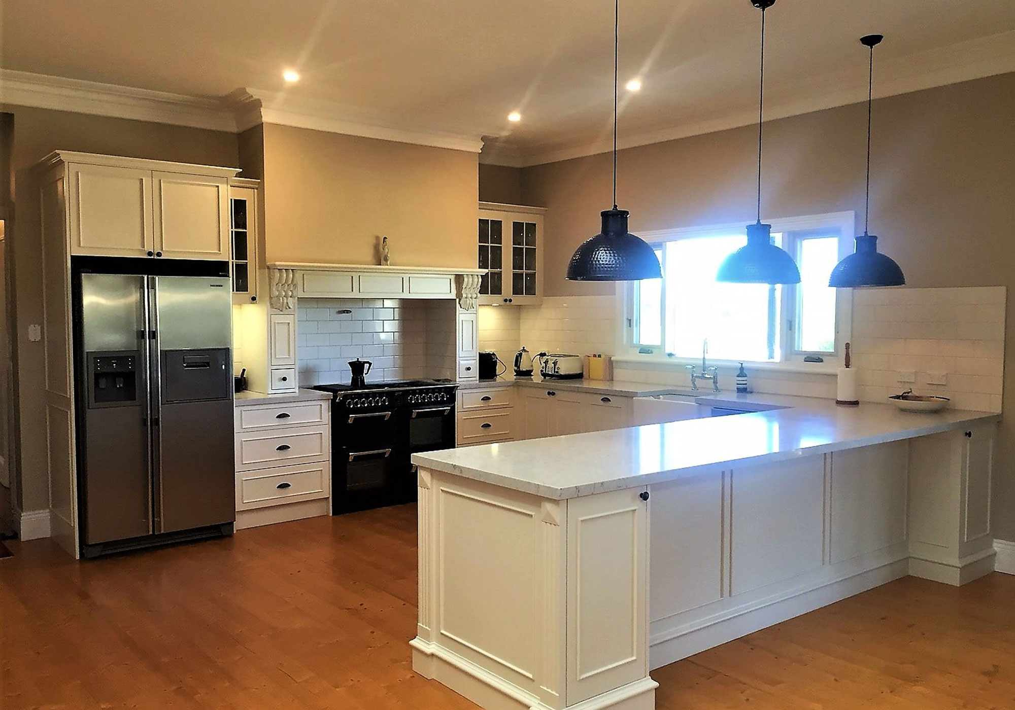 What Is A Country Style Kitchen