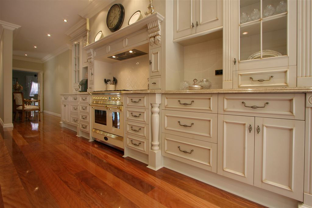 Classic French Provincial Kitchens