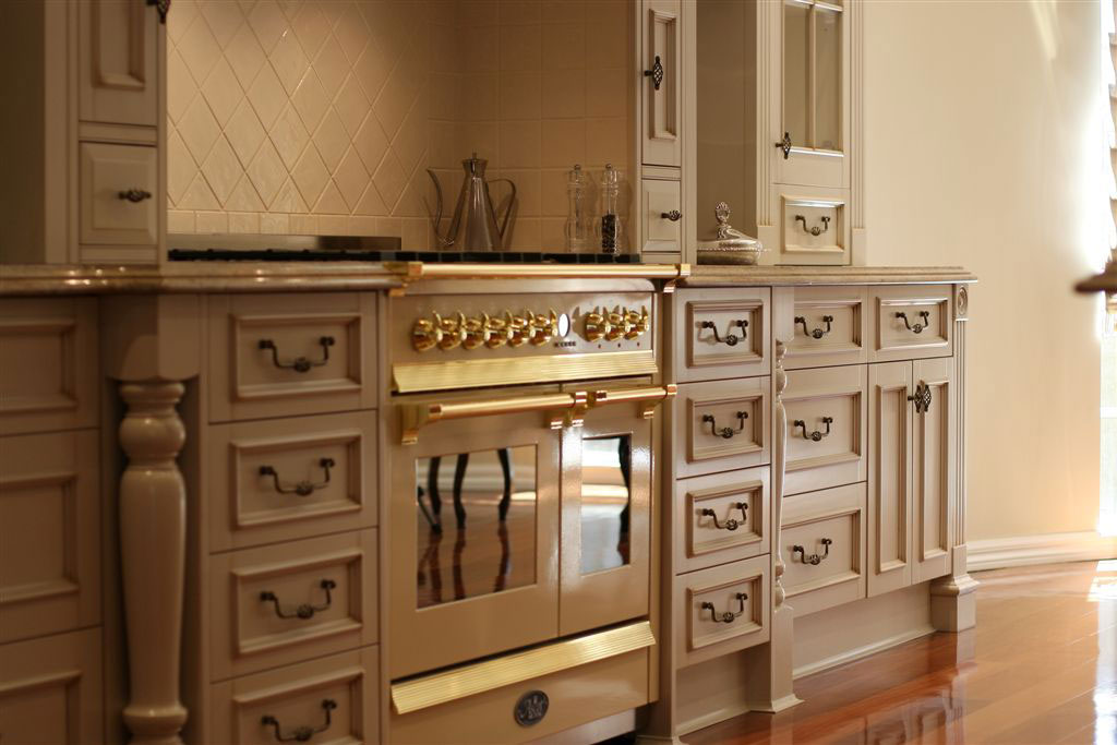 Classic French Provincial Kitchens Designs For Geelong Ballarat