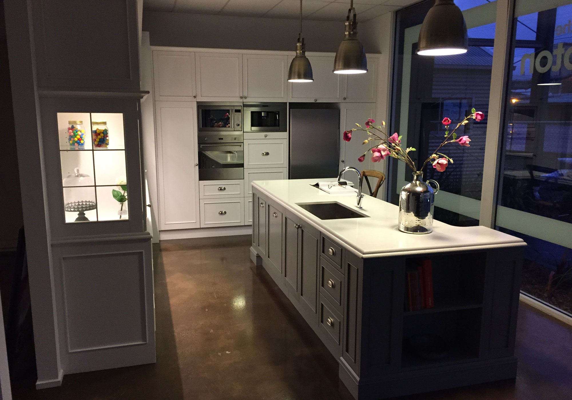 Hampton Style Kitchens, Designs & Cabinets - Geelong ...