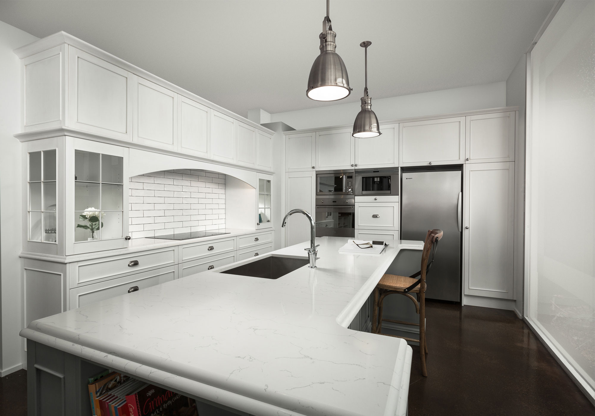 Hampton Style Kitchens