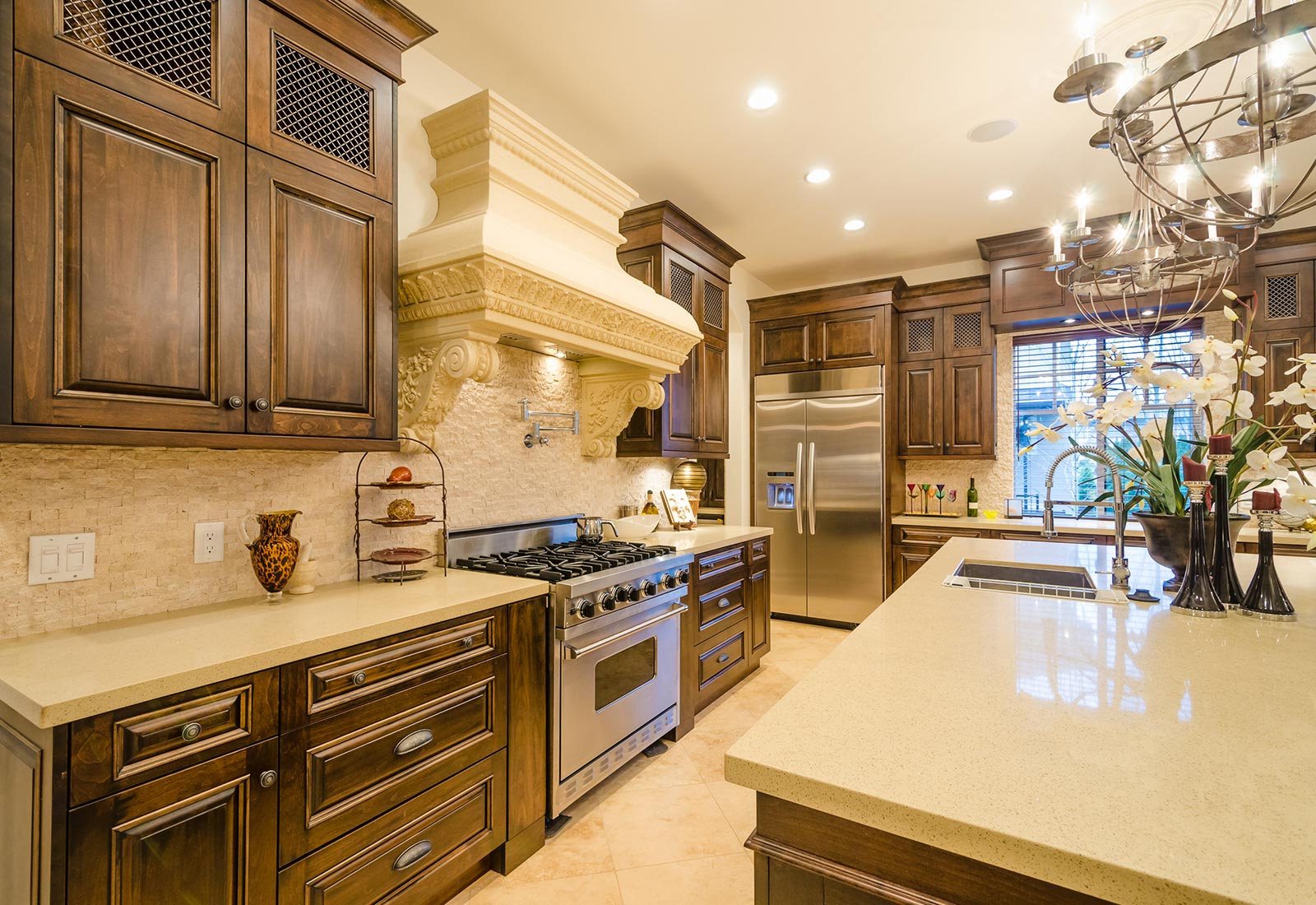 Create Colonial Style Kitchens | Colonial Kitchens ...