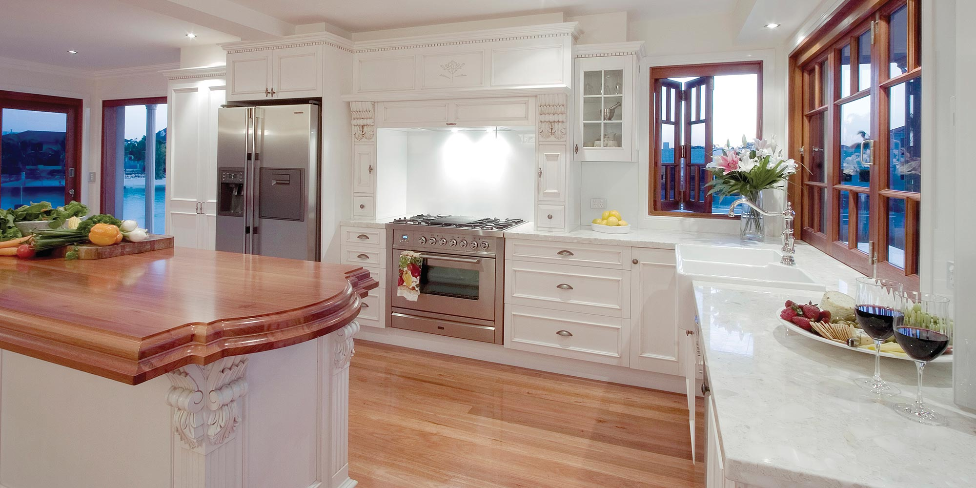 French Provincial Kitchens Classic French Provincial Kitchens