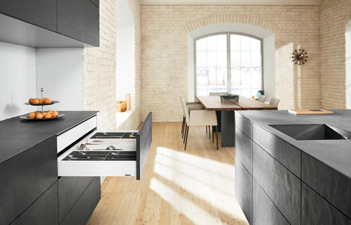 Industrial Style Kitchens Industrial Look Kitchen Design