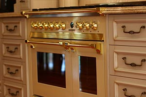 Oven for French Provincial Kitchens