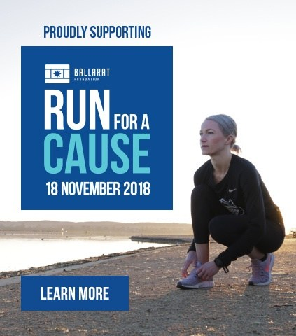 Ballarat Foundation – Run For A Cause 2018