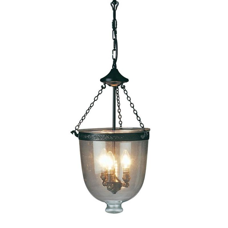 Traditional Glass Float Lamp