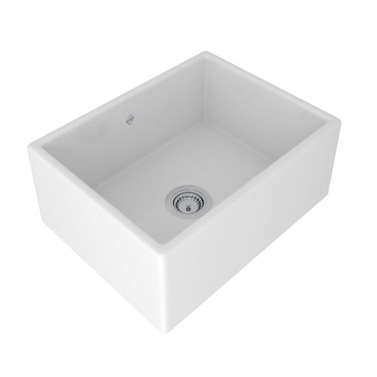 Shaws Shaker 600 Single Bowl Sink