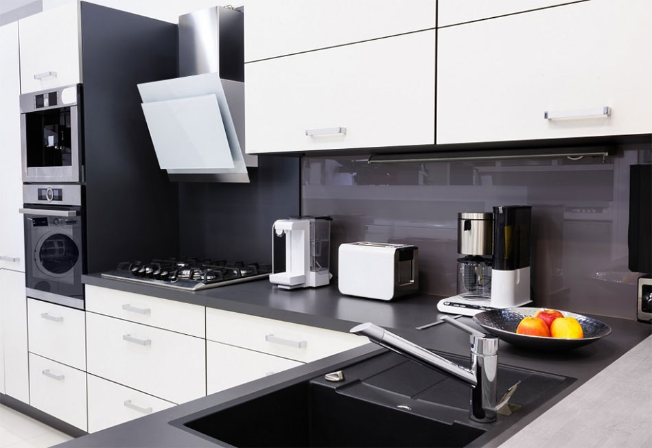 Kitchen Design Appliances