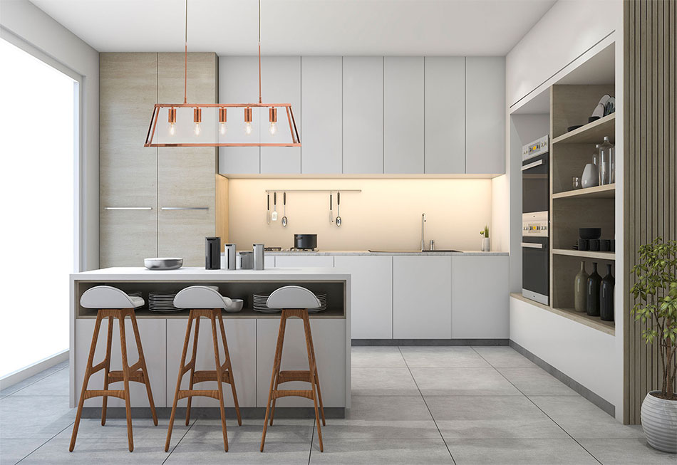 Kitchen Lighting Planning