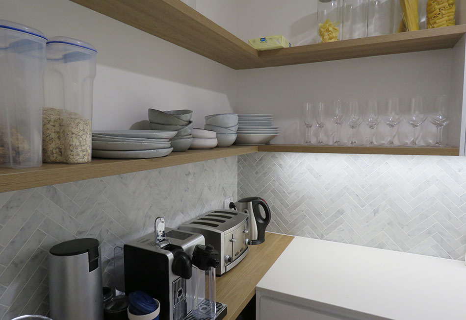 Kitchen Renovation with Butlers Pantry