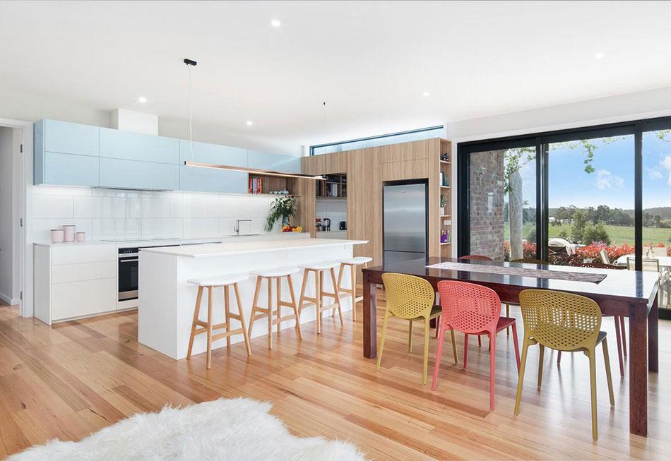 Open Plan Kitchen Ballarat Geelong