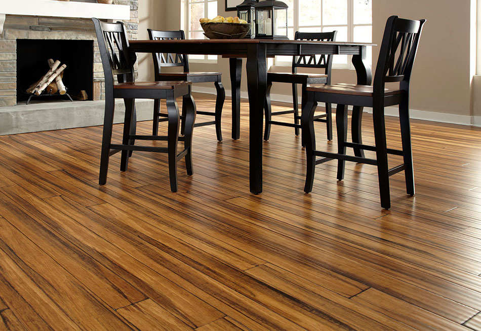 Timeless Style Bamboo Timber Flooring