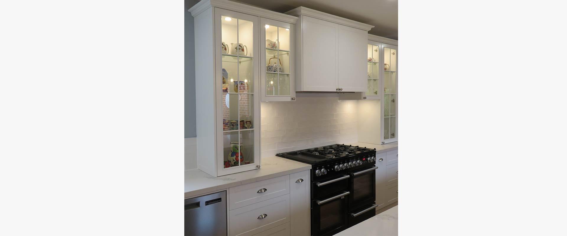 Ballarat Central Hamptons Kitchen 2