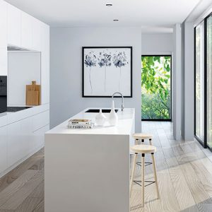 Minimalist Kitchen Featured Image