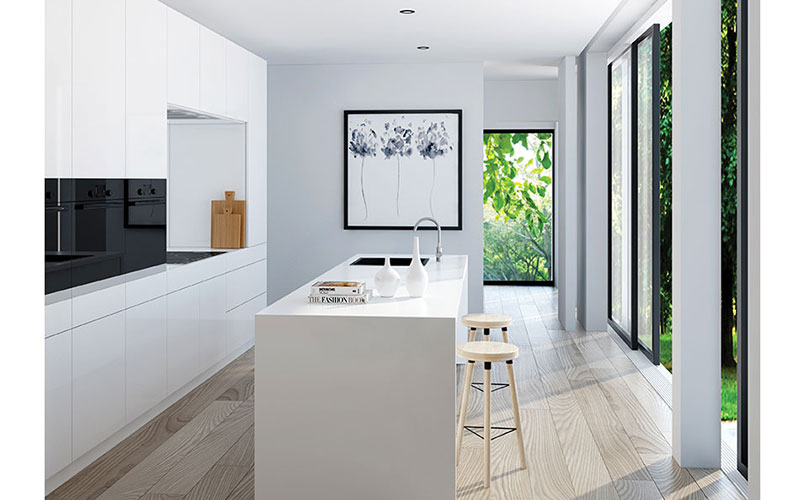 Minimalist Kitchen Featured Image