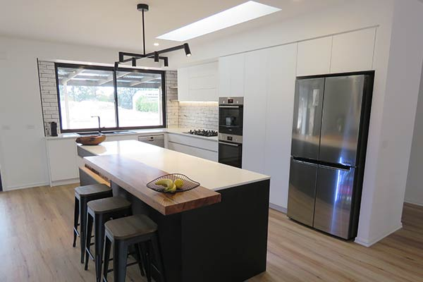 Smythes Creek Kitchen Renovation