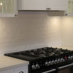 Ballarat Hamptons Kitchens With Subway Tiles