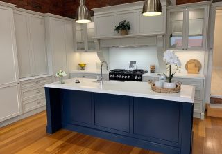 Geelong Kitchen Showroom Hamptons 1