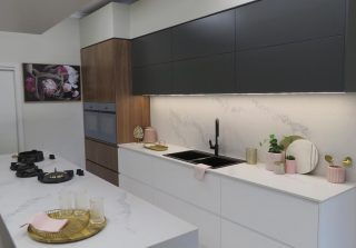 Geelong Kitchen Showroom Modern 1