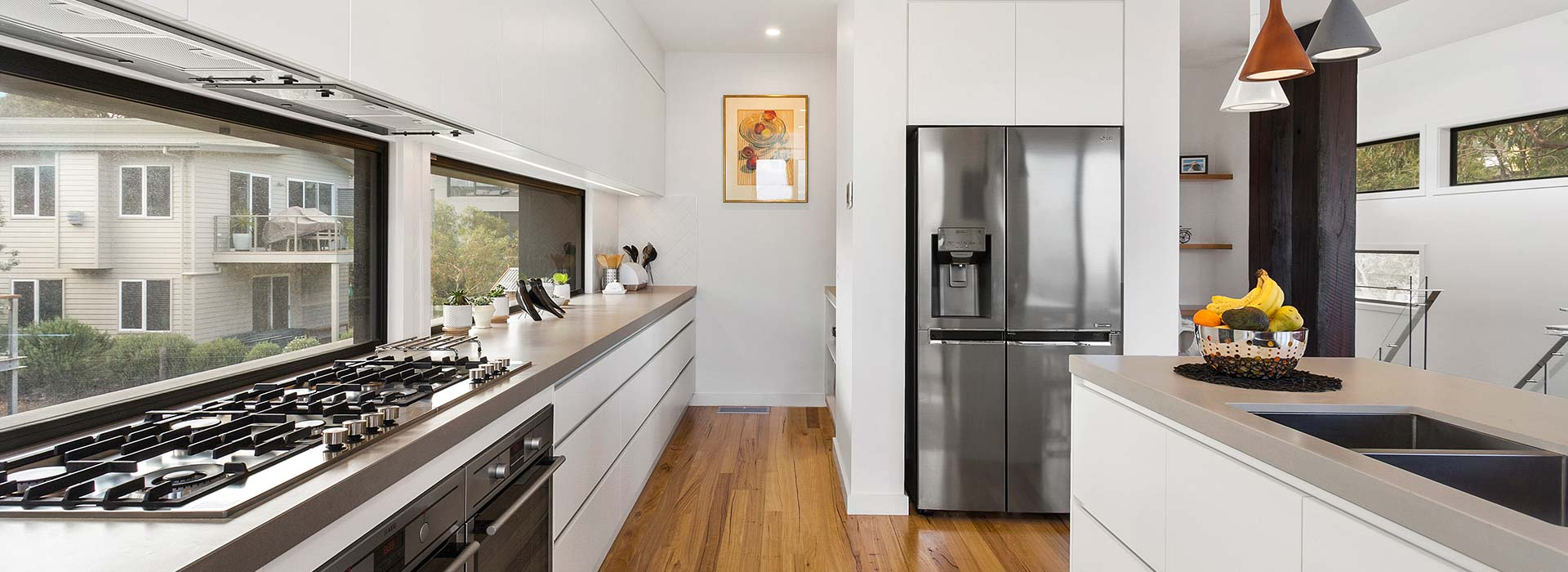 Modern Coastal Kitchen Geelong