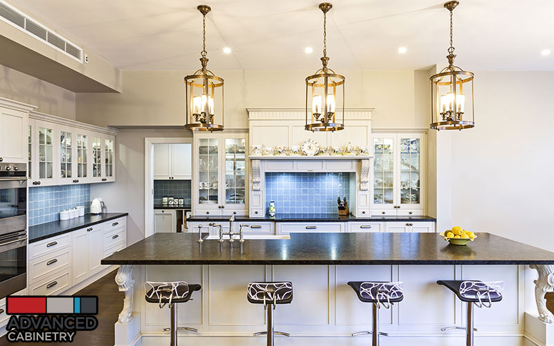 French Provincial Style Kitchen Design