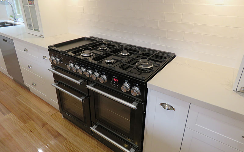 Oven for Shaker Style Kitchen