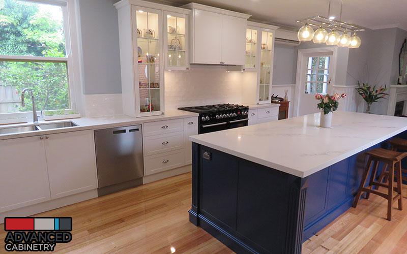 Polytec Hampton Style Kitchen