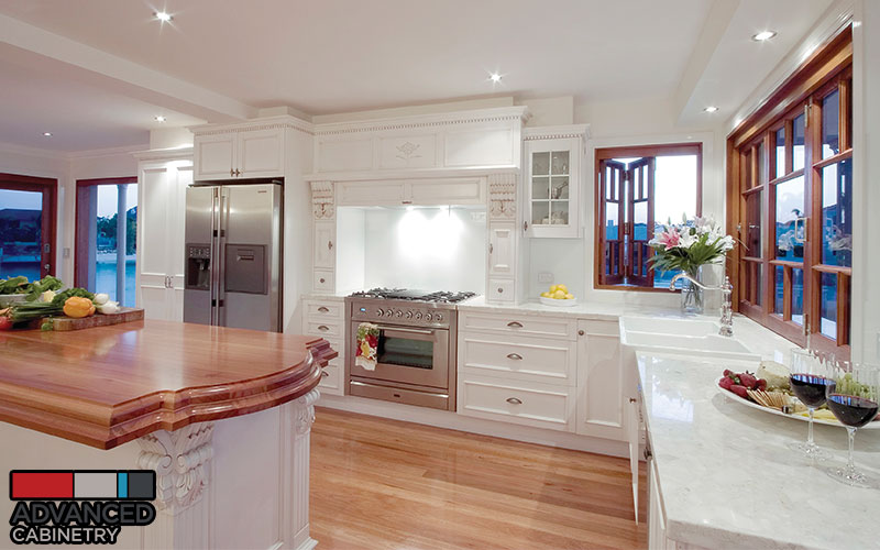 Provincial Style Kitchen