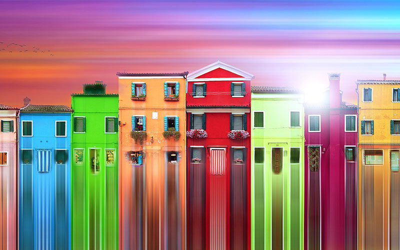 Colours Mood Effect