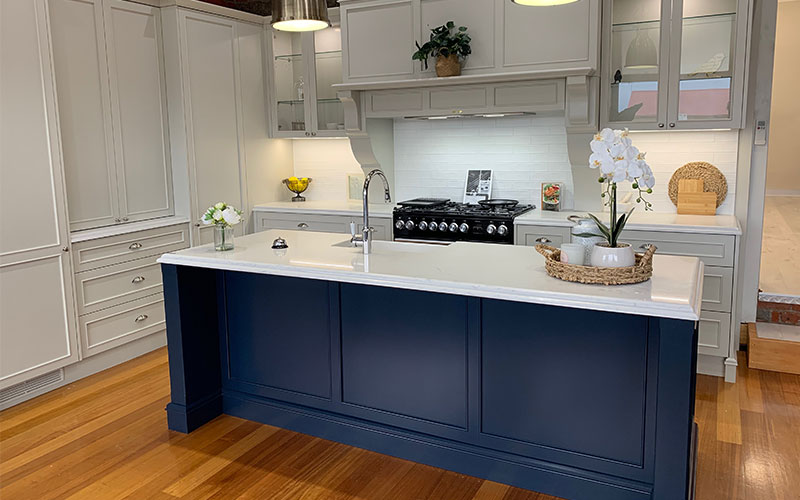 Kitchen Cabinets Colour Combinations