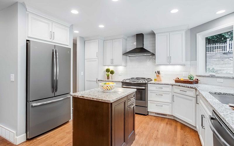 Kitchen Renovation vs Refresh - Uplift