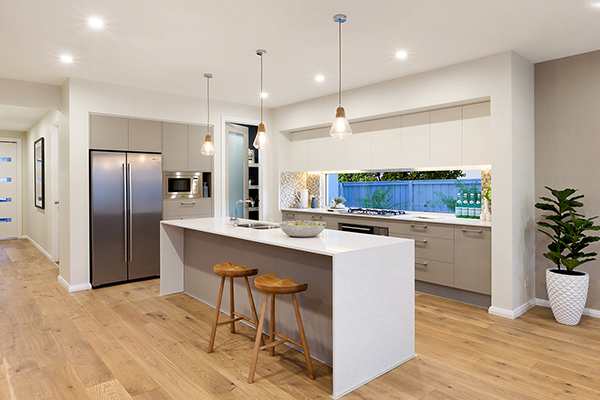 Advanced Cabinetry Caesarstone Benchtops