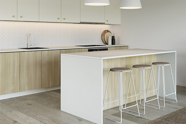Advanced Cabinetry Formica Benchtops