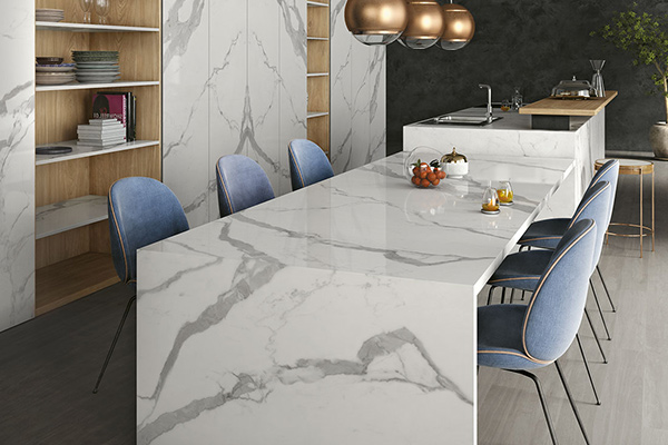 Advanced Cabinetry Infinity Porcelain Benchtops