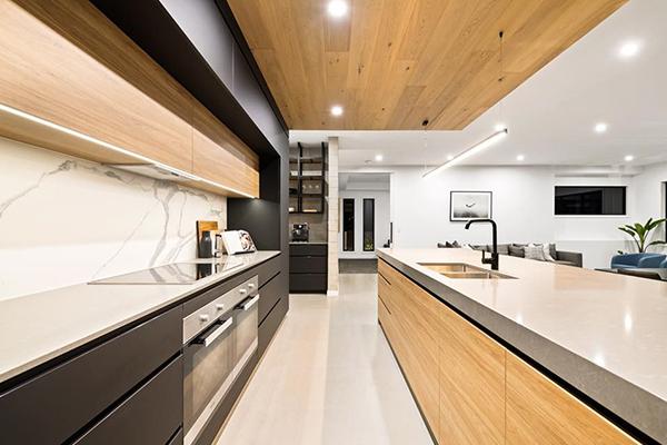 Advanced Cabinetry Quantum Quartz Benchtops