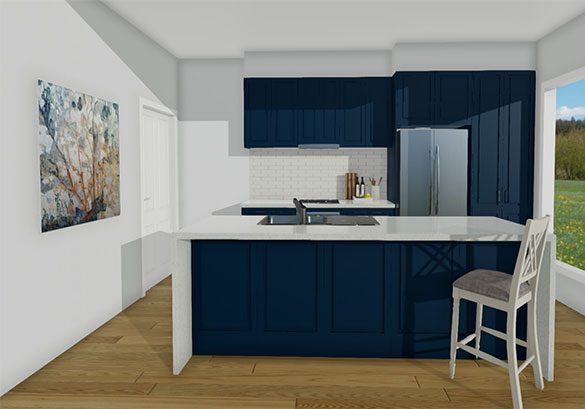Advanced Cabinetry Kitchen Design Geelong