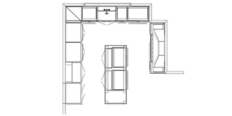 Manifold Heights Farmhouse Kitchen Floor Plan